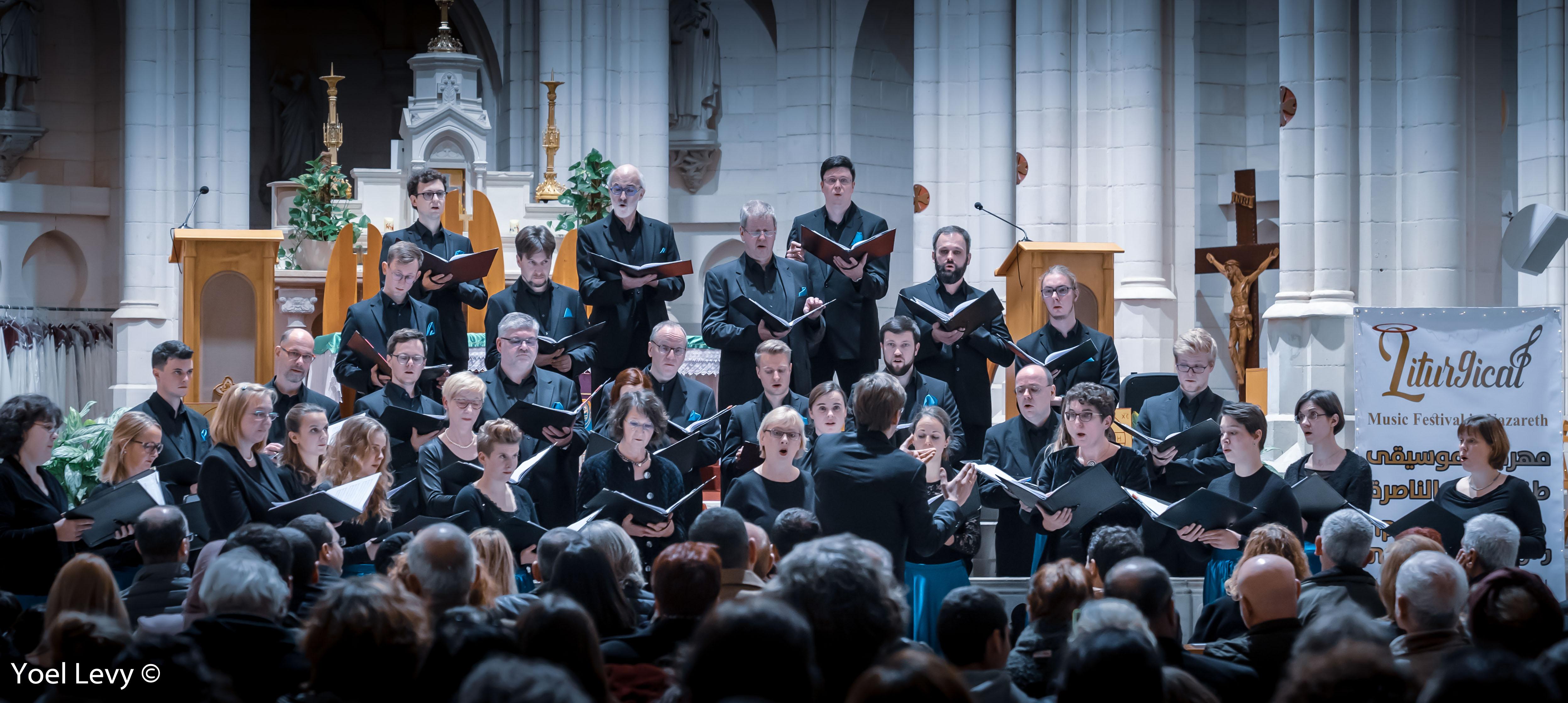 Second Annual Liturgical Festival, Nazareth 2020